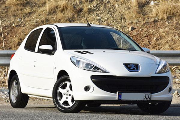شرایط فروش اقساطی پژو 207 ایران خودرو