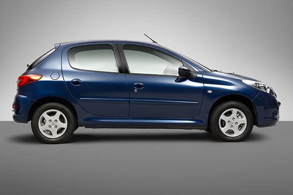 قیمت پژو 207 جدید ایران خودرو
