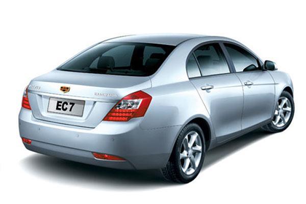 شرایط فروش اقساطیجیلی EC7 با تحویل فوری