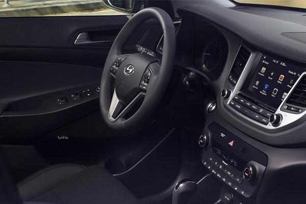 فروش اقساطی Hyundai Tucson 2018