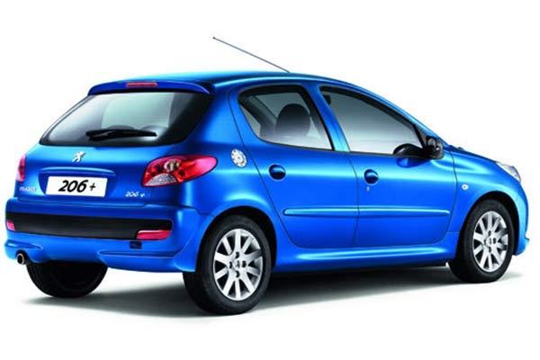 فروش اقساطی ایران خودرو تحویل فوری پژو 206، ثبت نام ایران خودرو