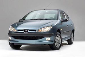 فروش اقساطی پژو 206 تیپ 5-سپند خودرو