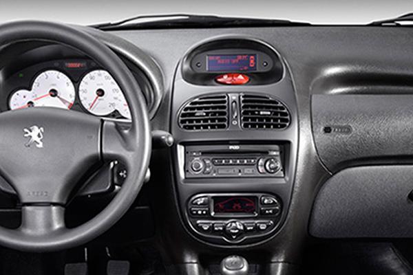 فروش اقساطی پژو 206 با تحویل فوری