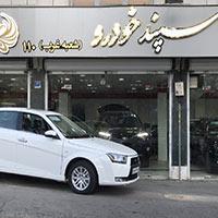 فروش اقساطی دنا پلاس با تحویل فوری به زهرا مومنی از تهران