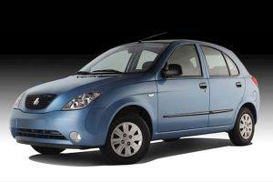 فروش اقساطی تیبا 2 - سپند خودرو