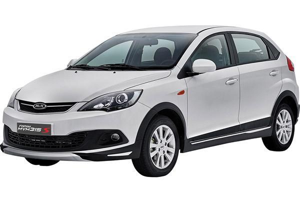 امکان فروش اقساطی ام وی ام 315H جدید با شرایط ویژه در سپند خودرو
