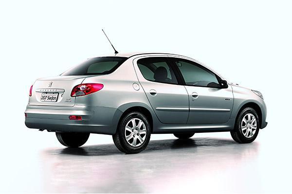 امکان فروش اقساطی پژو 207 صندوقدار در سپند خودرو