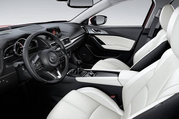 Mazda 3 2018 اقساطی تحویل فوری