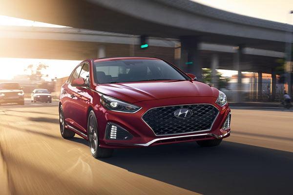 Hyundai sonata 2018اقساطی تحویل فوری