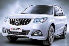 فروش اقساطی هایما s7 توربو؛ شاسی بلند جذاب چینی  ایران خودرو