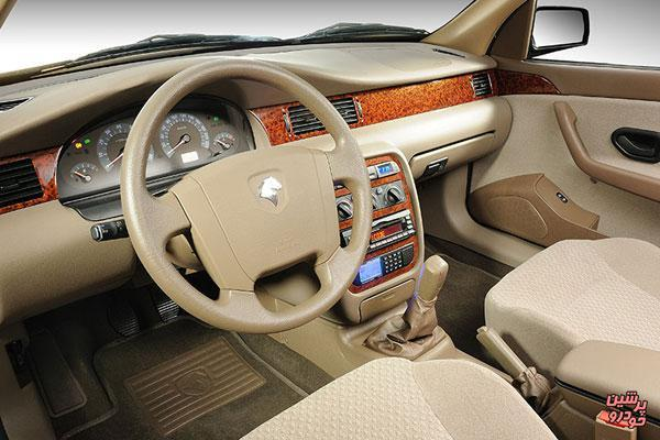 فروش اقساطی سمند ال ایکس سپند خودرو