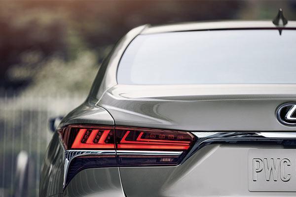 فروش اقساطی لکسوس LS 500 مدل 2018