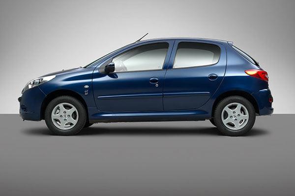 ثبت نام پژو 207 اتوماتیک ایران خودرو 98