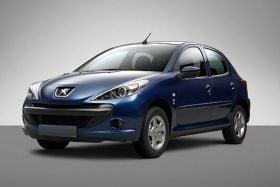فروش اقساطی پژو 207 آی 98  ایران خودرو
