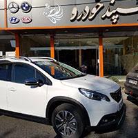 فروش اقساطی پژو ۲۰۸ با تحویل فوری به قاسم برادران از تهران
