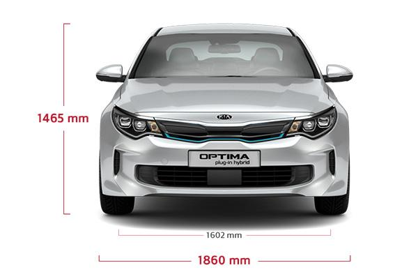 فروش اقساطی اپتیما هیبریدی مدل 2018