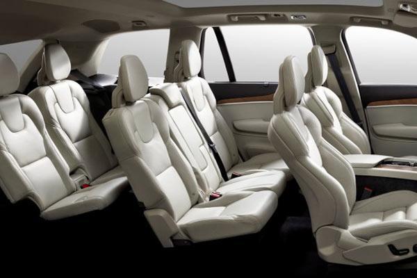 Volvo XC90 2018 اقساطی تحویل فوری