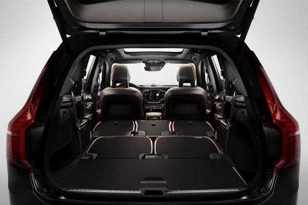 فروش اقساطی Volvo XC90 2018