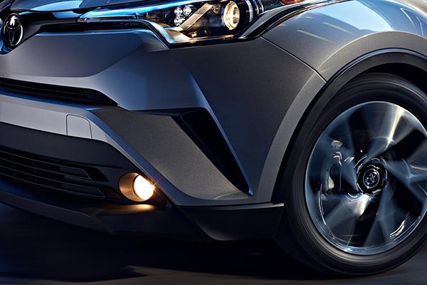 مشخصات فنی تویوتا سی اچ ار مدل 2018