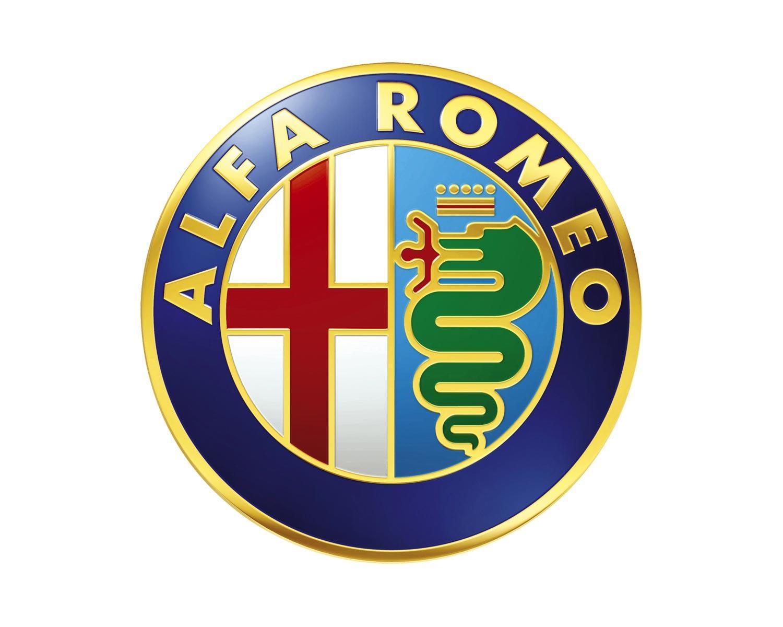 لوگوی برند آلفارومئو
