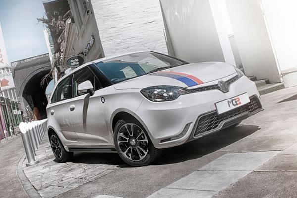 شرایط فروش اقساطی ام جی 3 در سپند خودرو