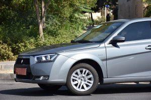 دنا پلاس پر آپشن ترین خودروی ایرانی