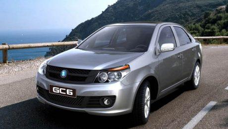 جیلی GC6 چینی لوکس