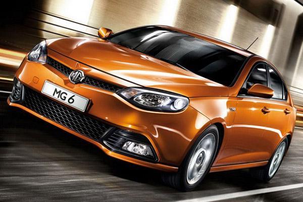 امکان فروش اقساطی ام جی 6 (MG6) در سپند خودرو