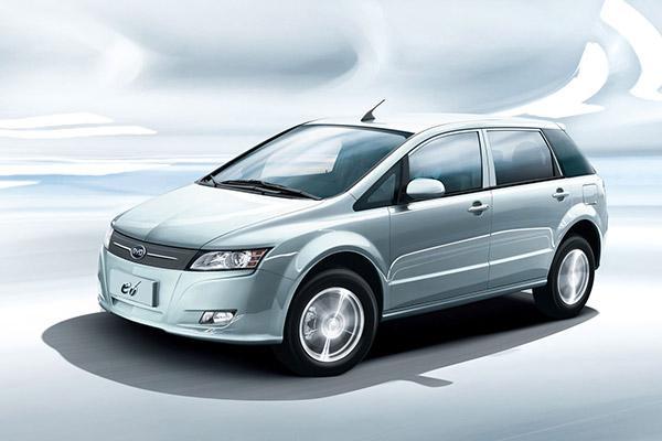 امکان فروش اقساطی بی وای دی ای 6 در سپند خودرو