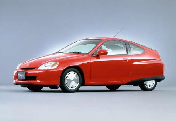 هوندا اینسایت نسل اول در سال 1999 عرضه شد