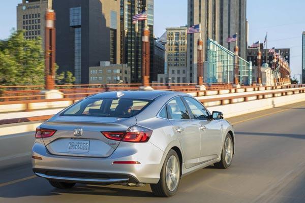 هوندا اینسایت 2019 از جدیدترین نسل موتورهای پیشرفته الکتریکی ساخت هوندا بهره میگیرد