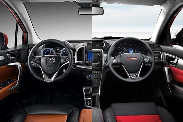 مقایسه هاوال H2 با جک S3 : دو خودروی پرفروش چینی