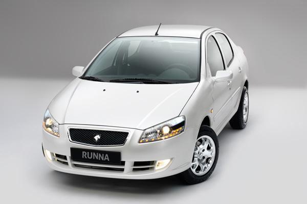 مقایسه رانندگی رانا و پژو 206 SD