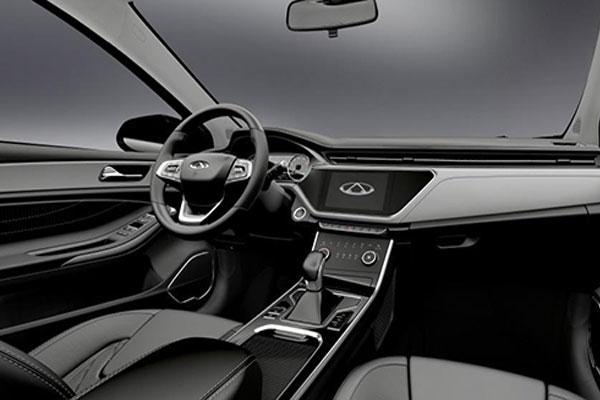 نقد و بررسی چری آریزو 6 و تصویری از نمای داخلی خودرو