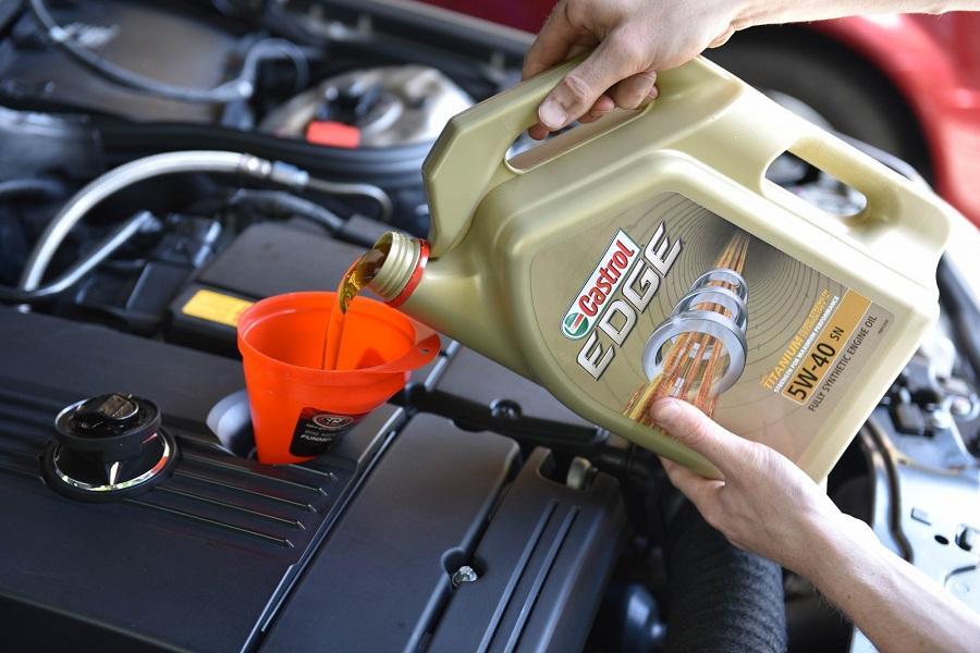 تعویض روغن راهی برای کاهش مصرف سوخت