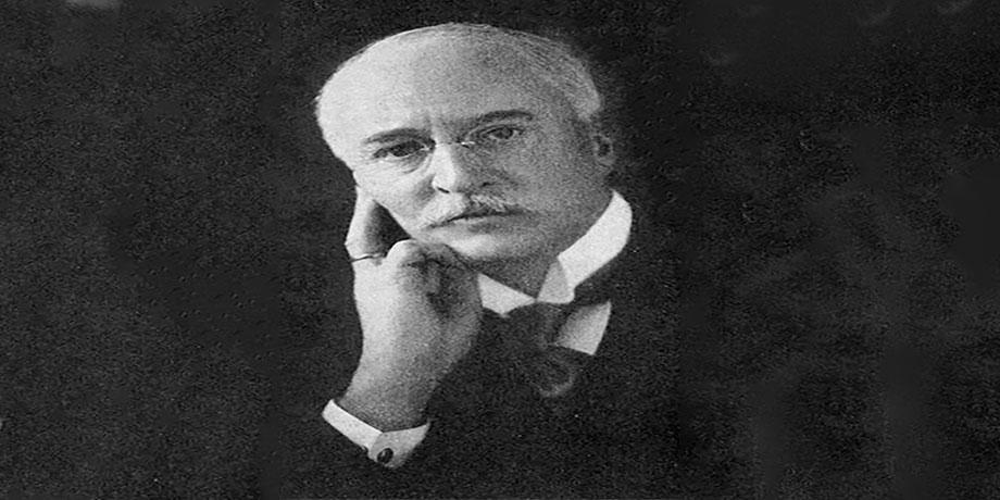 تصویری از رودلف دیزل، مخترع پیشرانه های دیزلی