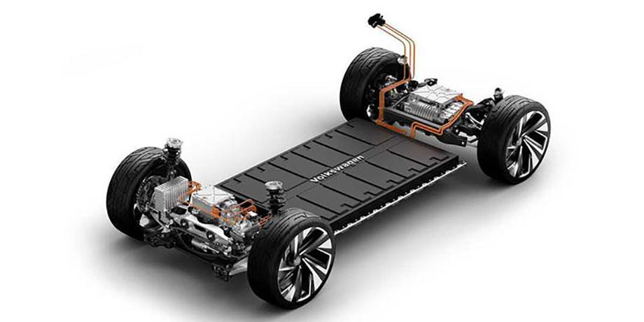 باتری خودرو برقی