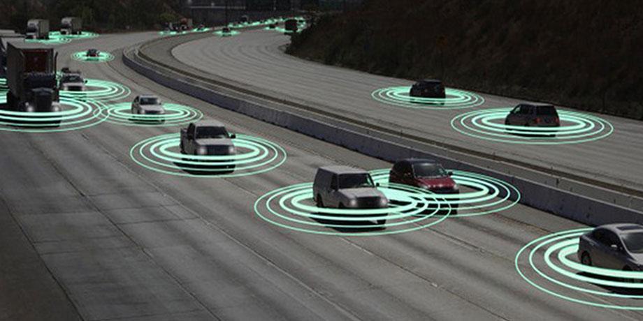 فناوری V2V در خودروها