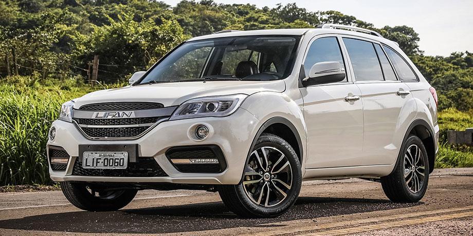 لیفان X60 خودرو شاسی بلند با قیمت مناسب بازار فعلی کشور