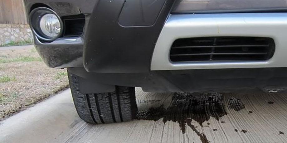 چرا ماشین ترمز خالی میکند؟