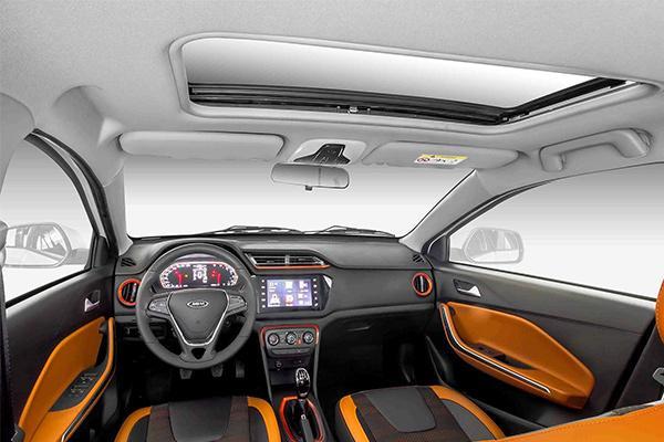 بررسی نمای داخلی خودرو و خرید اقساطی ام وی ام x22