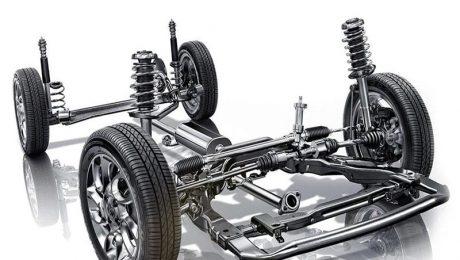 سیستم تعلیق و فنربندی خودرو