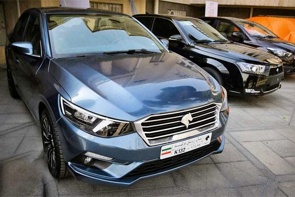 مشخصات k132 ایران خودرو