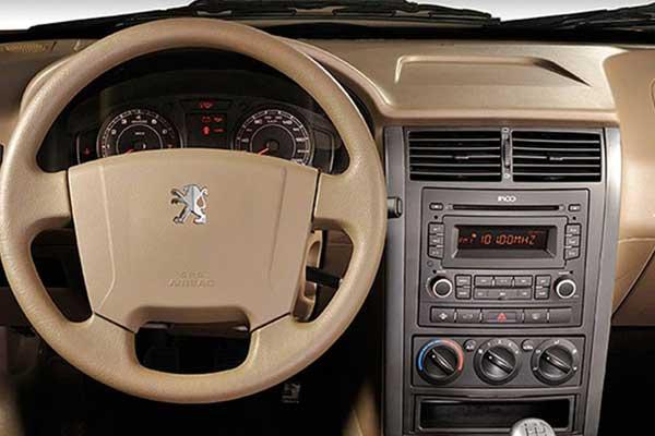 کابین پژو 405 مدل slx