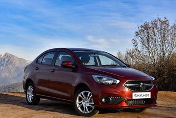 خرید اقساطی خودرو شاهین سایپا