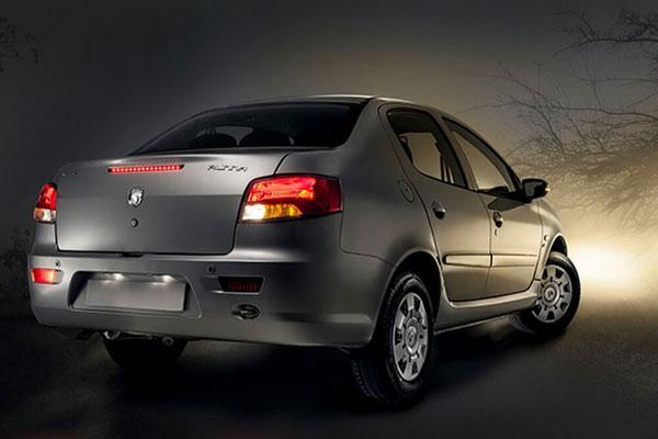 خرید اقساطی رانا پلاس ایران خودرو