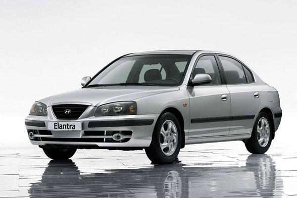 مشخصات فنی و ظاهری خودرو هیوندای آوانته