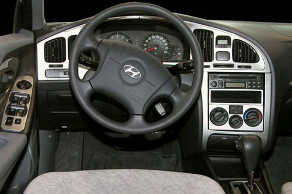 مشخصات کابین داخلی خودرو هیوندای آوانته