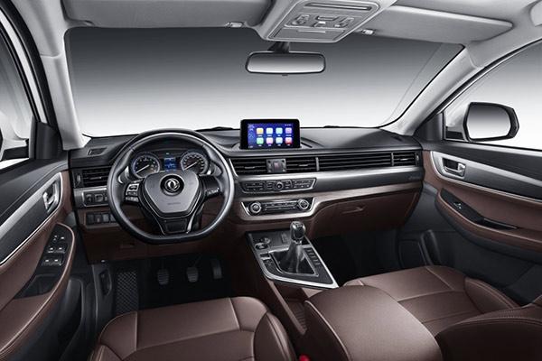 طراحی داخلی و کابین خودرو فردا SX5