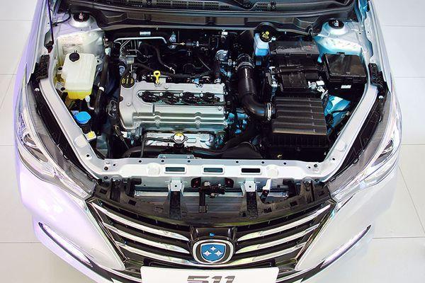 موتور و مشخصات فنی خودرو فردا 511